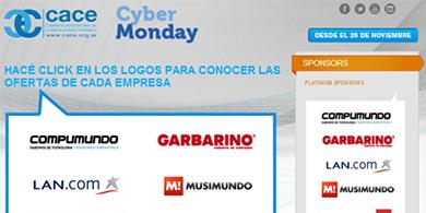 Llega un nuevo CyberMonday con más de 150 empresas