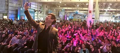 ¿Quiénes serán los speakers durante Campus Party Buenos Aires?