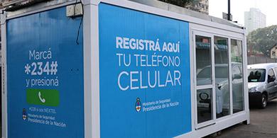 ¿Cómo es el nuevo plan para registrar tu celular contra robos?