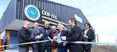 Se inauguró el Centro Tecnológico de Tierra del Fuego