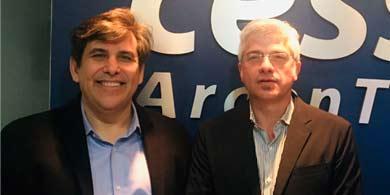 ¿Quiénes acompañan a Sergio Candelo en la nueva comisión directiva de CESSI?