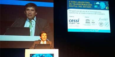 Aníbal Carmona propone posicionar a la Argentina de