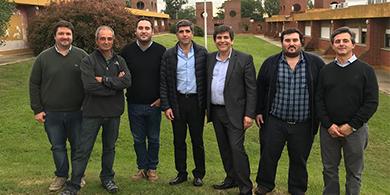 """Carmona: """"Tandil tiene todo para ser protagonista de la transformación digital"""""""
