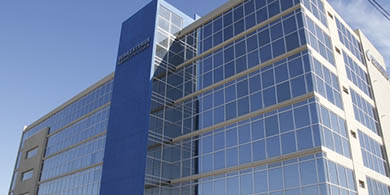 CFK inaugur� en Berazategui el primer edificio estatal inteligente