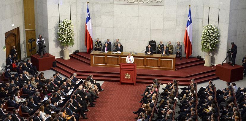 Bachelet anunci� la creaci�n del Ministerio de Ciencia y Tecnolog�a