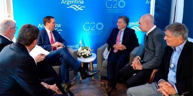La transformación digital de Argentina conduce al avance en el desarrollo e inclusión