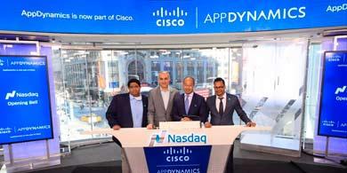 Cisco completó la adquisición de AppDynamics