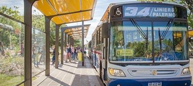 La Ciudad abrió sus datos de movilidad a Google y Moovit