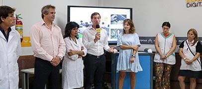 La Ciudad mejora su conexión con 600 km de fibra óptica