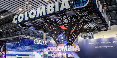 Colombia, en el MWC: Hubo 15 oportunidades para cada empresa TIC