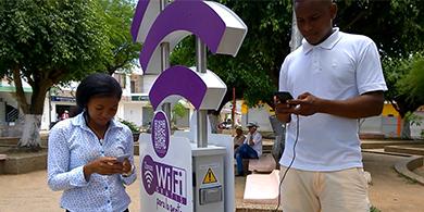 Colombia aseguró que habrá zonas WiFI Gratis hasta diciembre