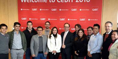 8 empresas colombianas viajaron a CeBIT para posicionar al país en el mercado IT