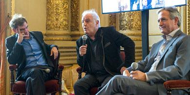 El Teatro Col�n present� una plataforma de streaming