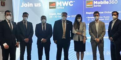 Mobile World Congress: una comitiva argentina participa del Programa Ministerial de la GSMA