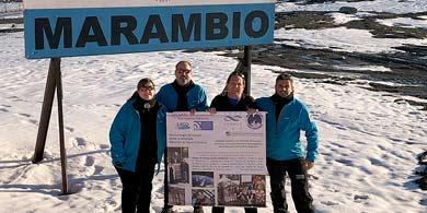 ¿Por qué instalarán el primer detector de rayos cósmicos en la Antártida?