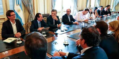 Macri presentó el Proyecto de Ley de la Economía de Conocimiento