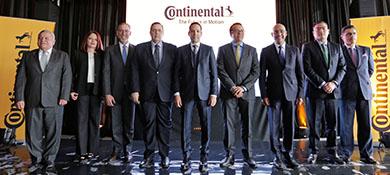 Con foco en conducción autónoma, Continental lanzó su Centro de I+D en México