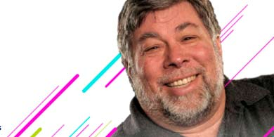 Globant realizará mañana su evento Converge, junto a Steve Wozniak