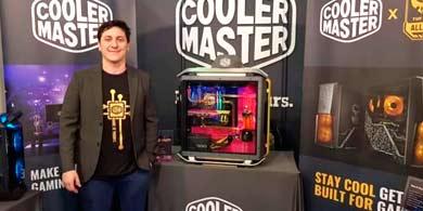 Elit comenzó el 2019 anunciando una alianza con Cooler Master