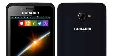�C�mo son los nuevos smartphones de la argentina Coradir?