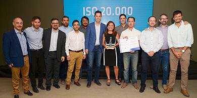 Córdoba, pionera: certificó sus servicios tecnológicos internacionalmente