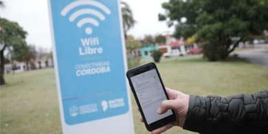 El Plan Conectividad Córdoba llegó a los 600.000 usuarios