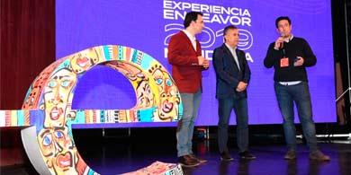 Cornejo en Experiencia Endeavor Mendoza: