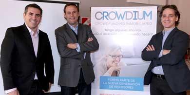 Crowdium quiere cambiar el paradigma de la industria inmobiliaria en Argentina