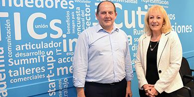 Álvaro Lamé asumió como nuevo presidente de Cuti