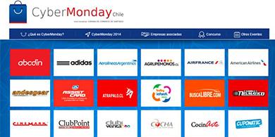 El Cyber Monday Chile alcanzó ventas por US$ 17 millones