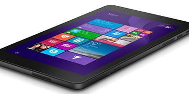 Dell se lanza al mercado de las tablet asequibles con Venue 8 Pro