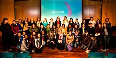 Se celebró en Argentina el Día Internacional de las Chicas en las TICs