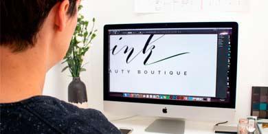 Creá tu logo ideal con un curso online de diseño gráfico