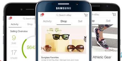 eBay lanzó su app móvil en México ¿Cómo funciona?