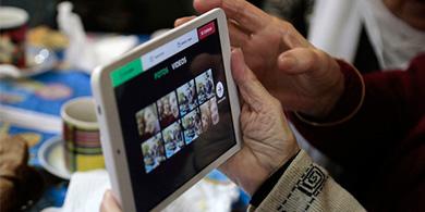+Simple llegó a Salta con tablets gratuitas para jubilados