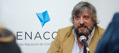 Renunció Miguel de Godoy, el presidente de Enacom