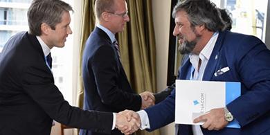 Alianza entre Enacom e Internet Society para cerrar la brecha digital en Argentina