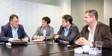 Nuevo acuerdo para mejorar las comunicaciones en Bariloche