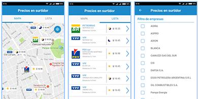El Gobierno lanza una app para saber cuánto sale la nafta