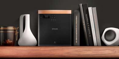 EF-100, el nuevo proyector de Epson en Argentina