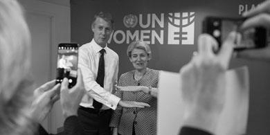 Una Alianza Mundial para la igualdad de g�nero en la era digital