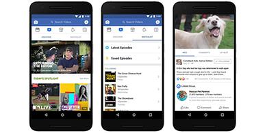 Facebook lanzó Watch, otra dura estocada para la televisión