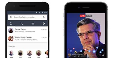 Facebook lanzó Workplace, su versión para empresas