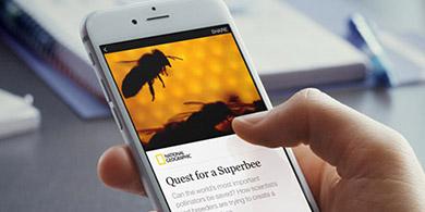 Facebook se al�a con medios y lanza app de noticias