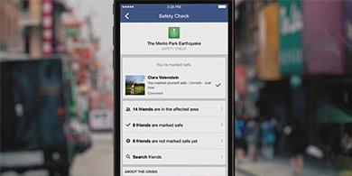 Por el atentado en Par�s, Facebook activ� su app de emergencia