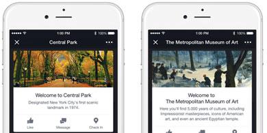 �Qu� es Place Tips, lo nuevo de Facebook?