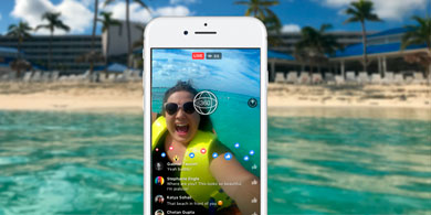 Facebook democratiza el Live 360°