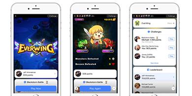 Messenger se llena de juegos retro para competir con amigos