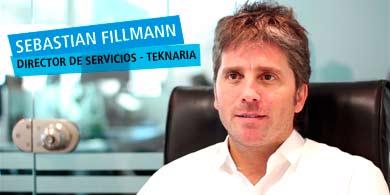 Teknaria crece en servicios, y suma monitoreo de energía