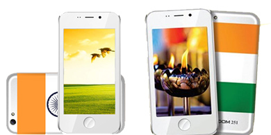 As� es Freedom 251, el smartphone indio de 4 d�lares